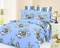 Комплект постельного белья евро Le Vele, Amour