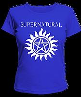 """Футболка """"Supernatural"""", фото 1"""