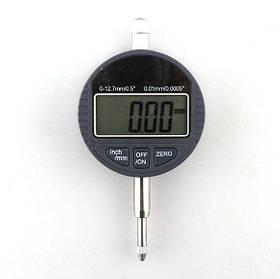Индикаторная цифровая измерительная головка 0-12,7 мм (0.01 мм)