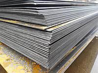 Лист сталевий 50,0 гарячекатаний 2Х6, фото 1