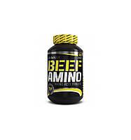 Комплекс аминоксилот BEEF amino BiotechUSA 120tab