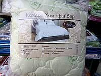 Одеяло  теплое холлофайбер микрофибра