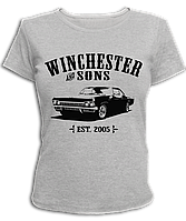 "Футболка ""Winchester"", фото 1"