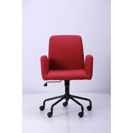 Кресло Лори красный (2-155) (AMF-ТМ)