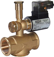 Электромагнитный нормально закрытый клапан М16/RMC DN15 NС (500 mbar)