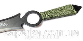 Набор метательных ножей YF005 6шт 58гр, фото 2