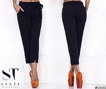 Модні жіночі брюки - бермуди