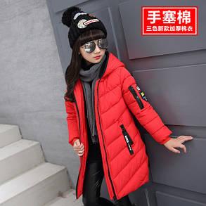 Детское пальто зимнее, фото 2