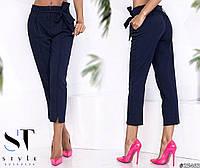 Модные женские брюки - бермуды