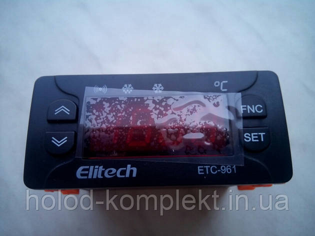 Контроллер Elitech ЕТС-961, фото 2