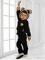 Детские домашние костюмы- пижамы с ушками