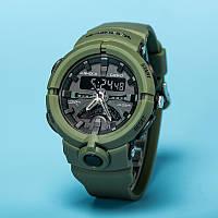 Спортивные, наручные часы Casio G-Shock GA-500 Khacki