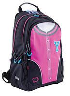 Школьный рюкзак 1 Вересня для девочки, фото 1