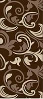 Ковровая дорожка Daffi восточные мотивы - коричневый