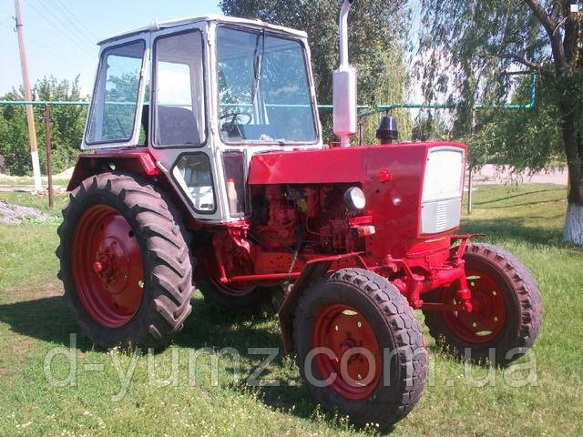 Отечественнаялегенда-тракторЮМЗ 6