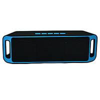 Портативная Bluetooth колонка A2DP (SC 208)