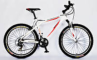 Велосипед горный MTB, Barracuda 1107, рама - алюминий, 21 скорость.