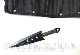 Набор метательных ножей PC040 6 шт 40гр, фото 2