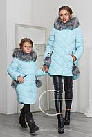 Зимняя куртка LS-8744