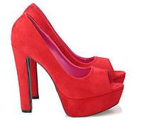 Модные польские женские туфли  размер 38, фото 1