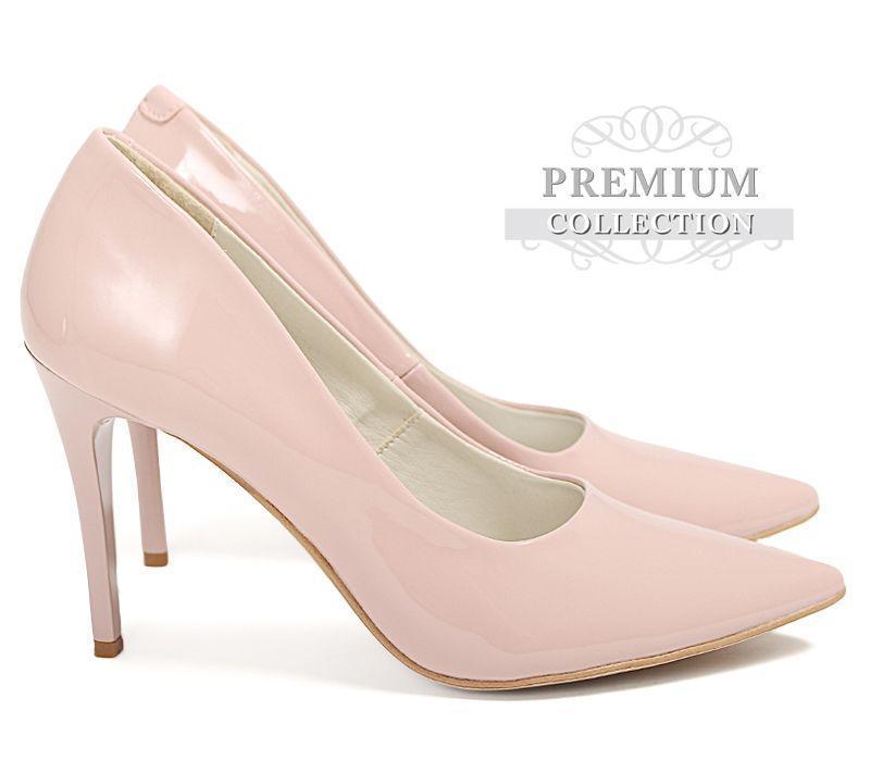 Лаковые женские туфли по привлекательной цене