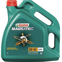 Моторное масло Castrol Magnatec 5W-40 5W-40, 4л