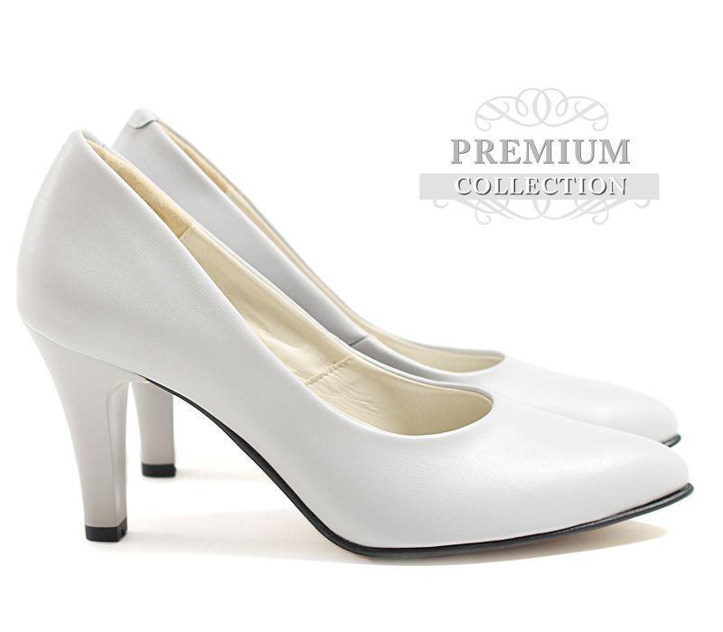 Элегантные женские туфли на удобном каблуке