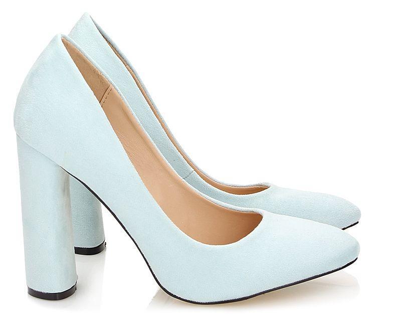 Женские туфли на каблучке очень удобные