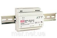 Блок питания, 100W, Вход: 88-264VAC/124-370VDC, Выход: 12V/7.5A, DIN-rail, размеры 100x93x56 мм, -20...+60 С