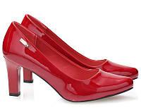 Женские туфли лодочки из лаковой кожи на каждый день  размеры 36,37,38,41, фото 1