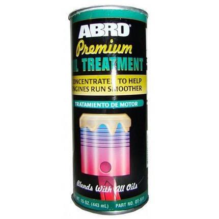 Abro PREMIUM  присадка в масло, фото 2