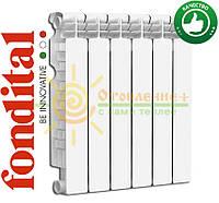 Радиатор алюминиевый Fondital Solar S5 500х100 (Италия)