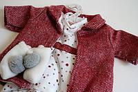 Набор одежды для кукол Llorens/Лоренс Татьяна, 33 см