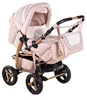 Детская коляска-трансформер Adamex Young 104G