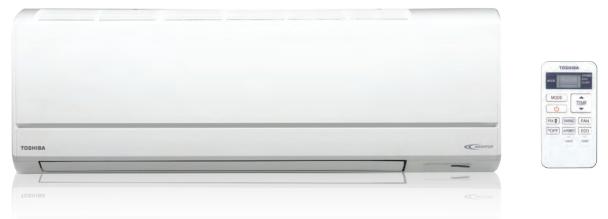 Сплит-система настенного типа Toshiba RAS-13EKV-EE/RAS-13EAV-EE, фото 2
