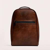 Строгий мужской рюкзак Zara