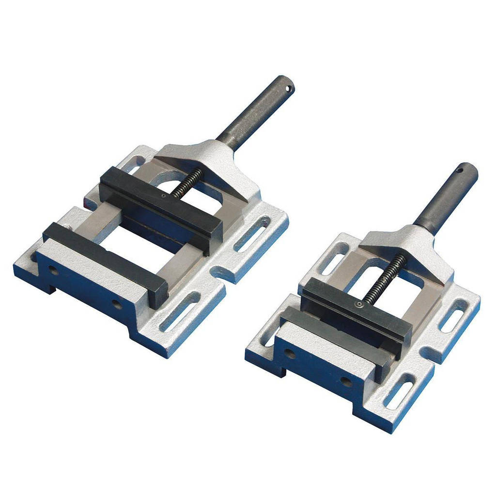 Тиски станочные M 100/ M 120/ M 150