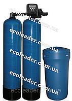 Фильтр для удаления солей жесткости из воды FS50 TWIN (1035), Clack Corporation, USA, фото 1