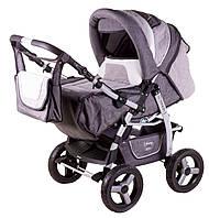 Детская коляска-трансформер Adamex Young 214G