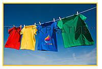 Футболки цветные оптом с возможностью брендирования (от 50 шт.)