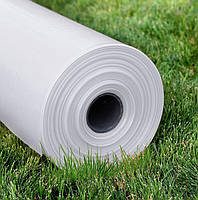 Пленка белая 40мкм, 3м/100м. Строительная, полиэтиленовая прозрачная