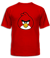 "Футболка ""Angry Birds"", фото 1"