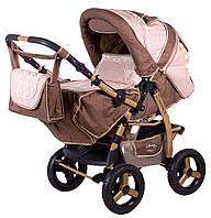 Детская коляска-трансформер Adamex Young 261G