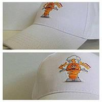 Печать на кепках 1