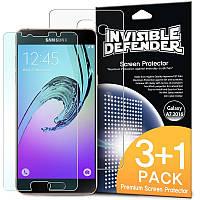 Защитная пленка для Samsung A700 (Galaxy A7), Ringke, в комплекте 3 шт + 1 шт на заднюю панель (179935)