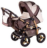 Детская коляска-трансформер Adamex Young 265G