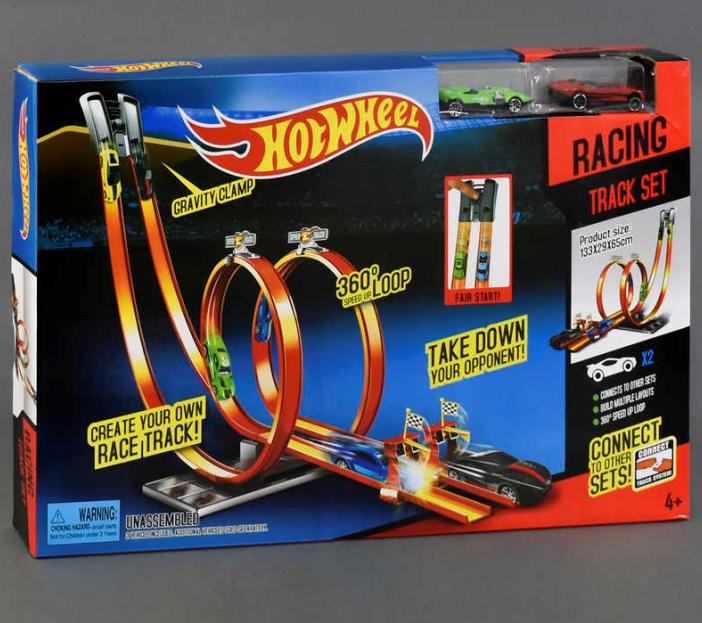 Детский трек. Автотрек игрушка. Автотрек Hotwheels.