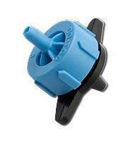 Капельницы с компенсацией давления 8л/ч (Sl-015) синяя упаковка (100 шт.)