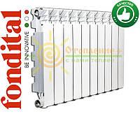 Радиатор алюминиевый Fondital Exclusivo B3 500х100 (Италия)