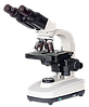 Микроскоп бинокулярный XSP-128B LED (4х,10х,40х,100хOil), ULAB